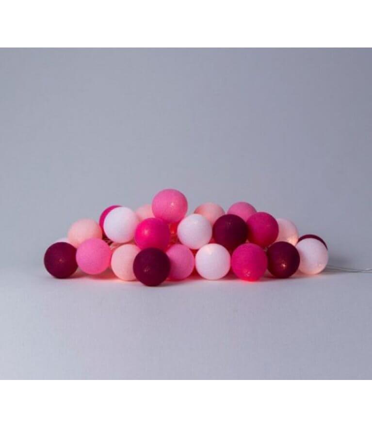 """Шарики-Фонарики """"Pink"""""""