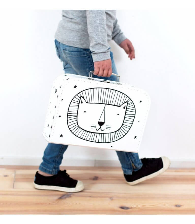 Детский чемодан: Lion