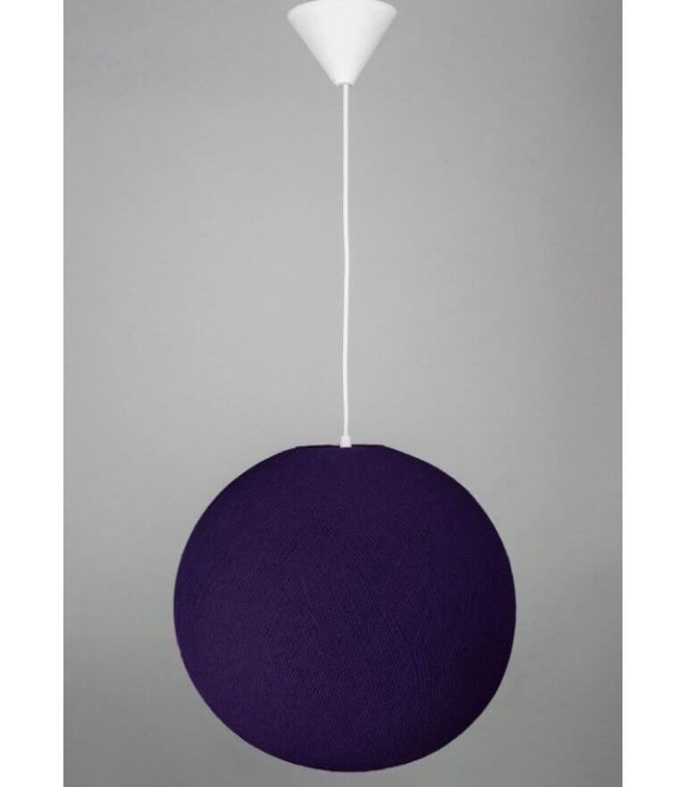 "Шар Гигант - Светильник ""Purple"""