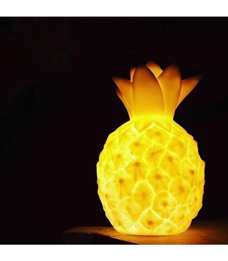 "Мини ночник ""Pineapple Yellow"""