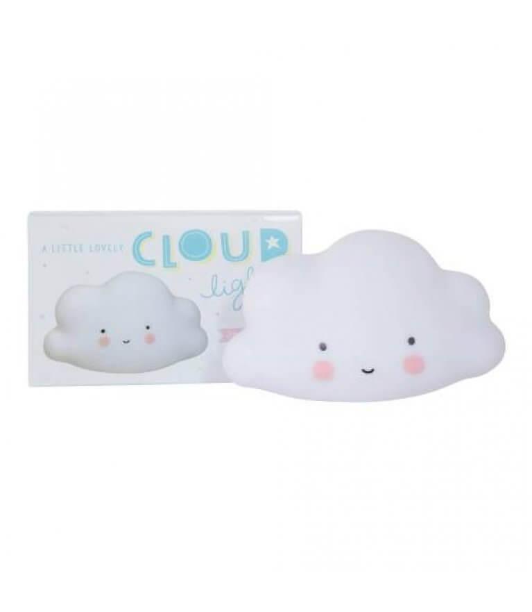 "Милый ночник ""White Cloud"""