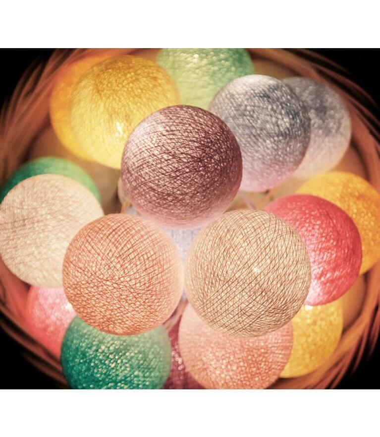"Гирлянда ""Pastel Rainbow"""