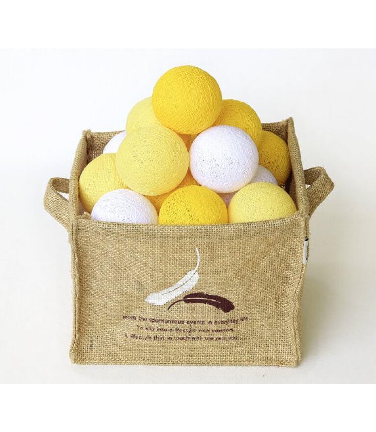 """Гирлянда """"Lemon"""""""