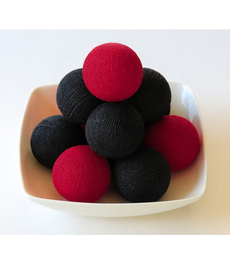 "Гирлянда ""Red&Black"""