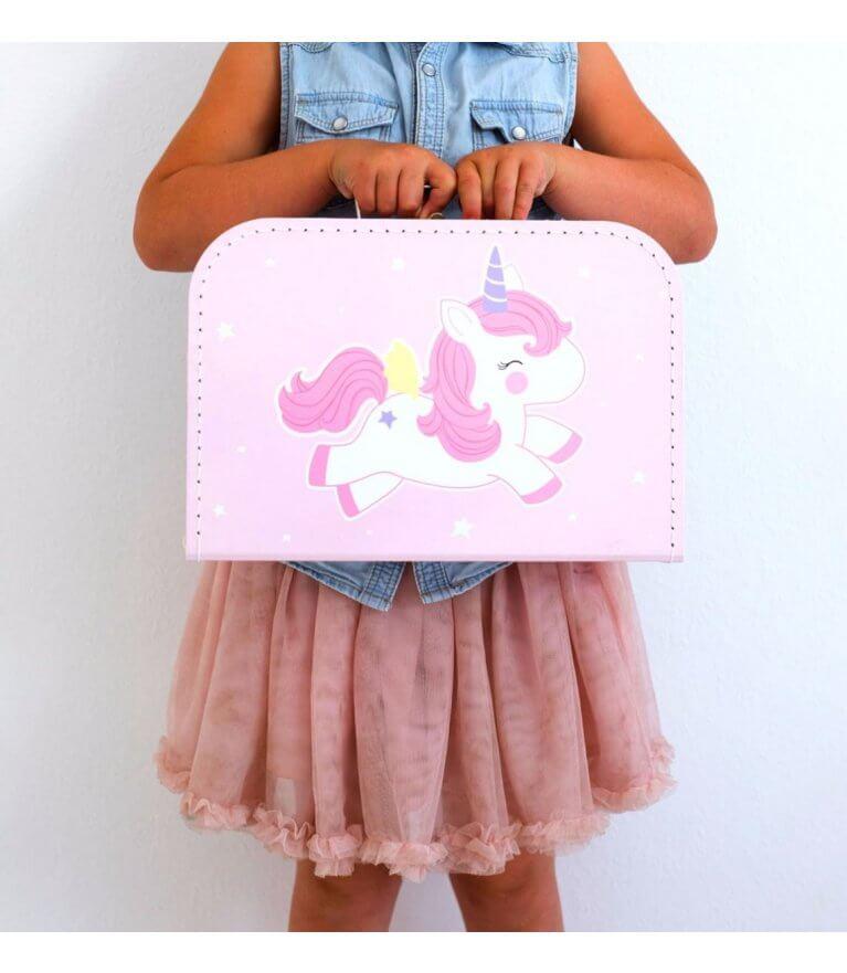 Детский чемодан: Unicorn