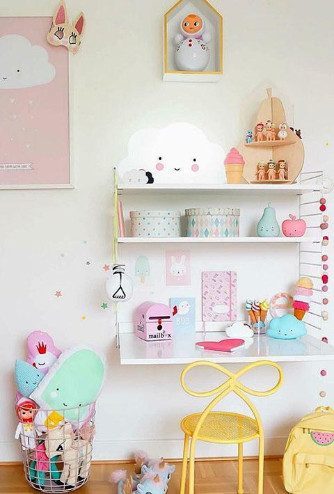 декор детской, креативные товары для декора