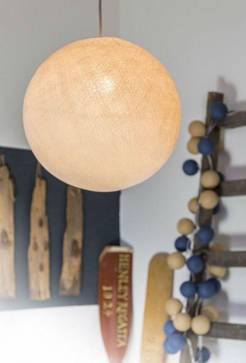 гигантские ниточные шары, плафон на люстру оригинальный